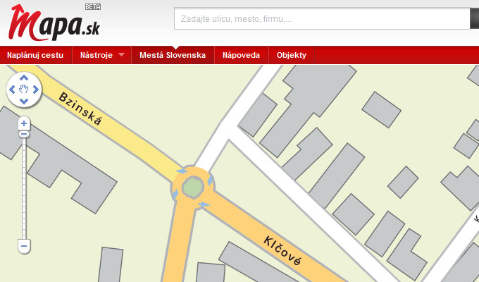 mapa.sk